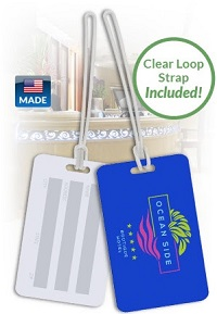 Xpress Luggage Tags with custom design